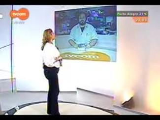 TVCOM Tudo Mais - Carlos André Moreira dá dicas literárias para o final de semana - 22/10/2014