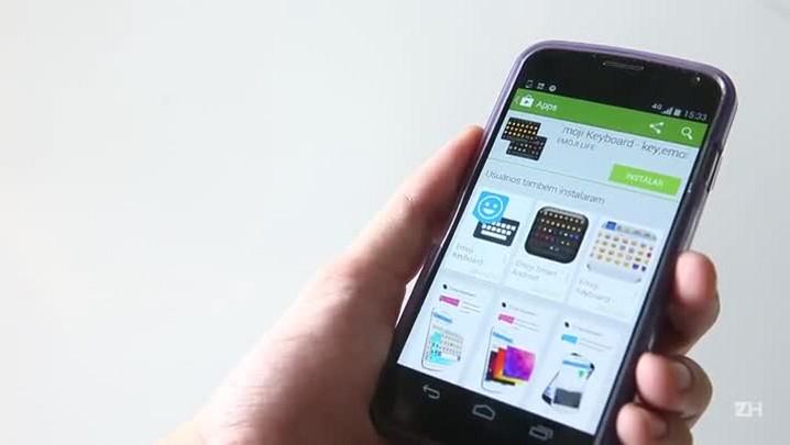 MinutoTec: aprenda como instalar o teclado emoji no celular