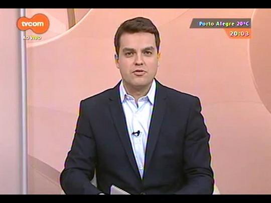 TVCOM 20 Horas - Secretario de saúde de POA Carlos Henrique Casartelli fala sobre o problema nos ar-condicionados do HPS - 06/11/2014