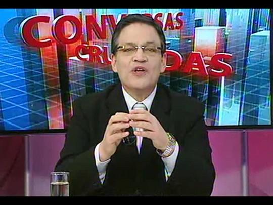 Conversas Cruzadas - O projeto de reajuste de 16% no salário mínimo regional - Bloco 1 - 11/11/2014