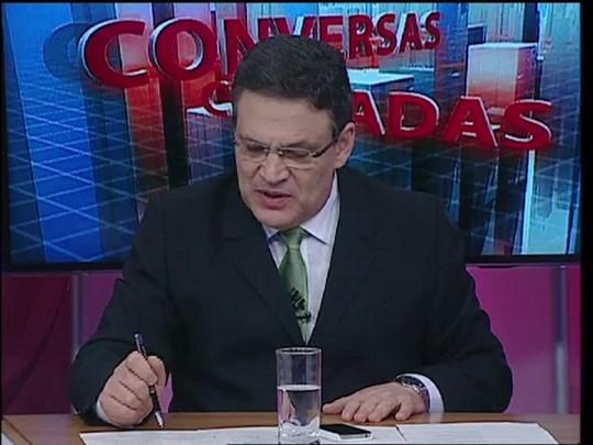 Conversas Cruzadas - Debate sobre o fato de o RS ser o estado com maior número de casos de AIDS do país - Bloco 4 - 01/12/2014