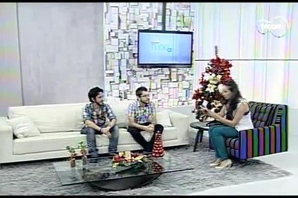 TVCOM Tudo+ - Arte urbana joinvillense é retratada em documentário - 10.12.14