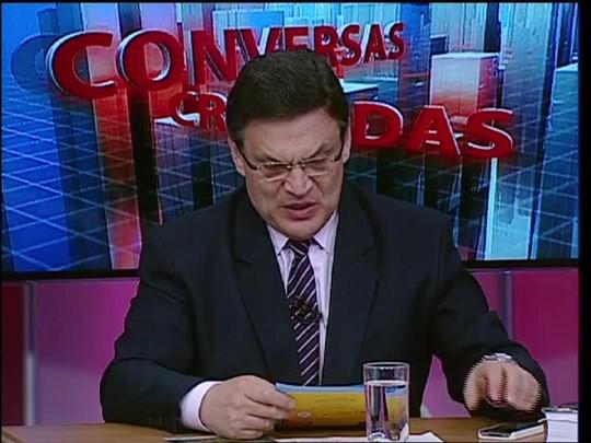 Conversas Cruzadas - Acidentes de ônibus nas estradas gaúchas - Bloco 3 - 13/01/15