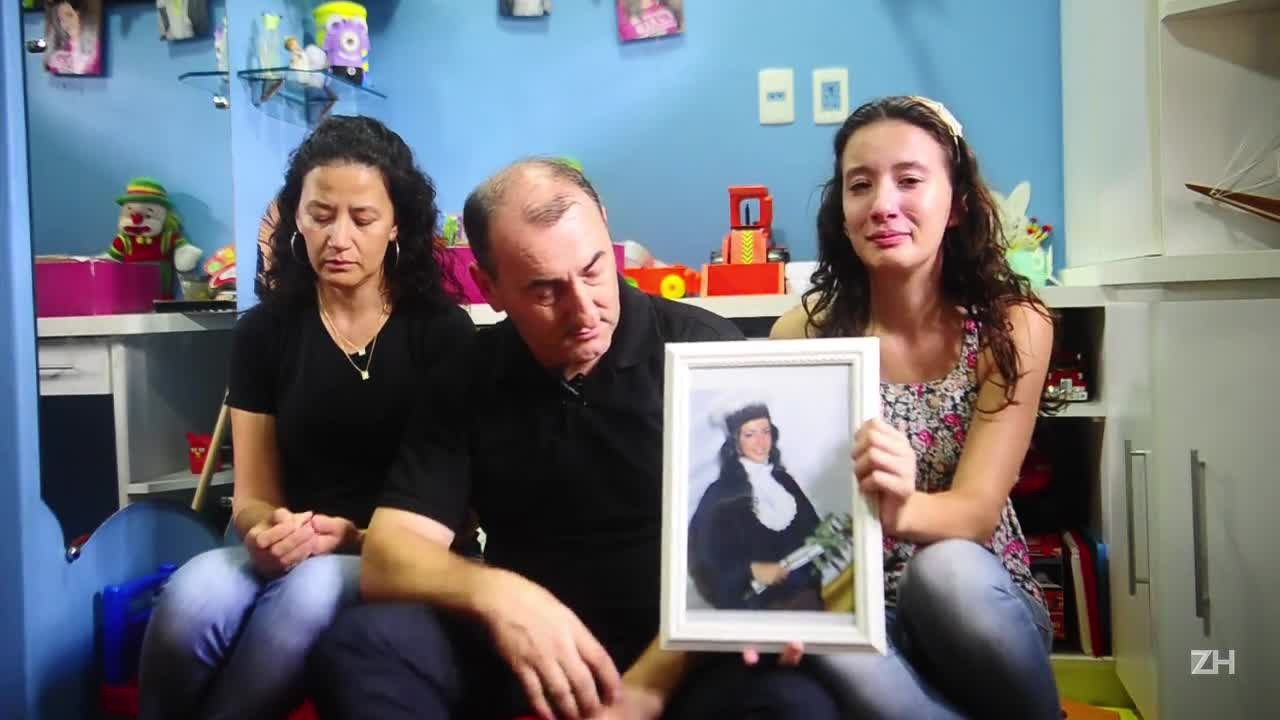 Uma família em busca de justiça
