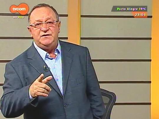 Pedro Ernesto Entrevista: Paulo Brossard - reapresentação - Bloco 1