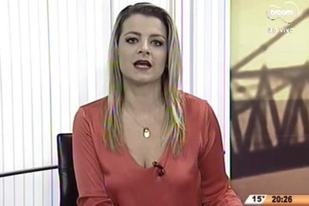 TVCOM 20 Horas - Ministra da agricultura, Kátia Abreu, fala sobre Plano Safra e elogia o estado - 23.06.15
