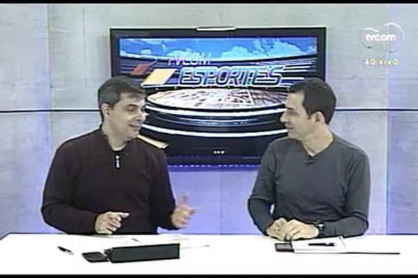 TVCOM Esportes. 4ºBloco. 08.09.15