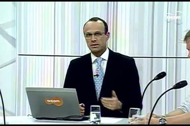 TVCOM Conversas Cruzadas. 4º Bloco.18.09.15