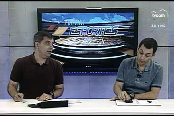 TVCOM Esportes. 4ºBloco. 22.09.15