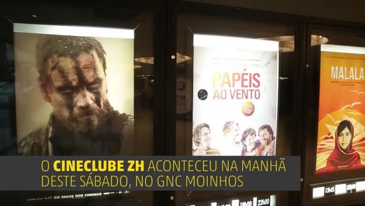 Cineclub ZH traz o inédito Macbeth a Porto Alegre