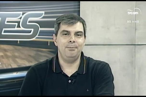 TVCOM Esportes. 4º Bloco. 01.12.15