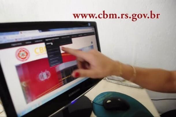 Como fazer o Plano Simplificado de Segurança Contra Incêndio via web