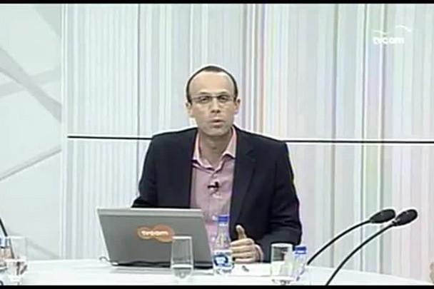 TVCOM Conversas Cruzadas. 3º Bloco. 31.03.16