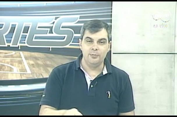 TVCOM Esportes. 4º Bloco. 22.04.16