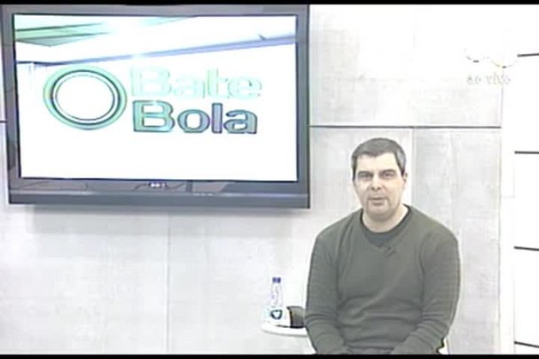 TVCOM Bate Bola. 2º Bloco. 09.05.16