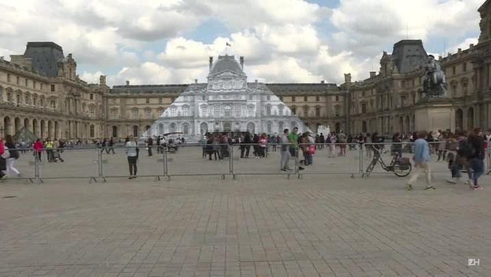 Cadê a pirâmide?