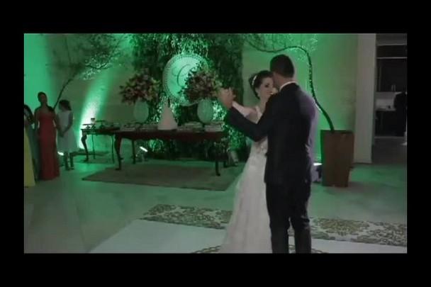 A dança do casamento