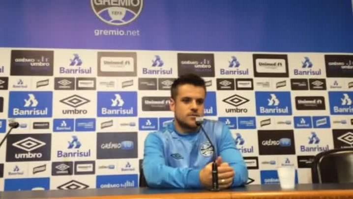 Ramiro fala sobre lance que motivou expulsão contra o Fluminense