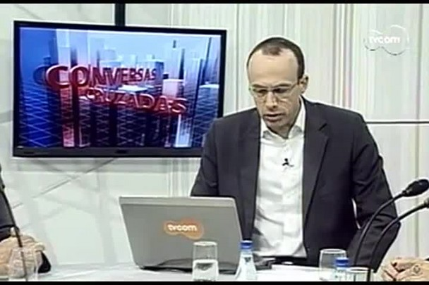 TVCOM Conversas Cruzadas. 4º Bloco. 20.07.16