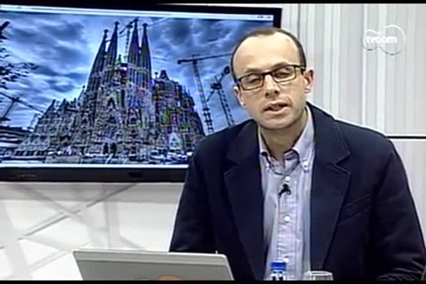TVCOM Conversas Cruzadas. 3º Bloco. 11.08.16