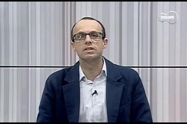 TVCOM Conversas Cruzadas. 1º Bloco. 02.09.16