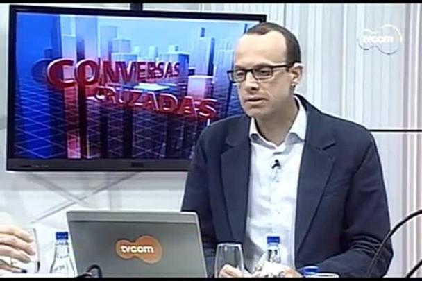 TVCOM Conversas Cruzadas. 2º Bloco. 19.09.16