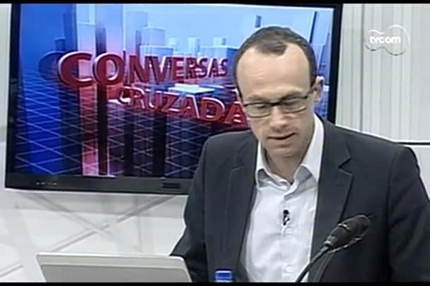 TVCOM Conversas Cruzadas. 4º Bloco. 28.09.16