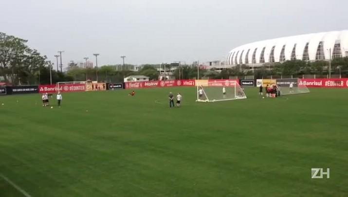 Inter se reapresenta após o empate no Gre-Nal