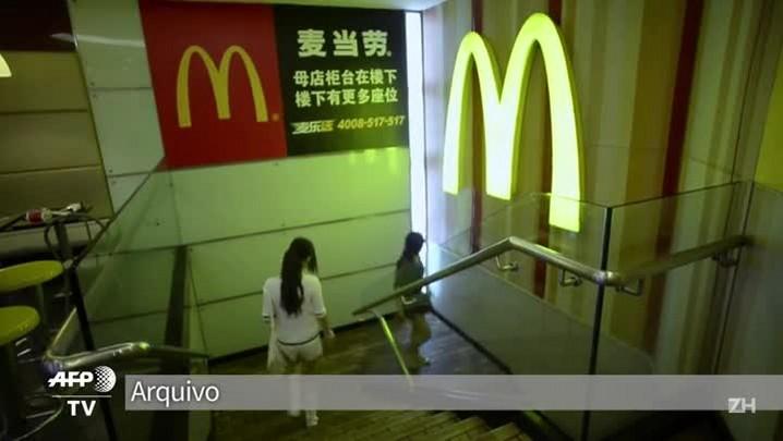 McDonald\'s vende operações na China