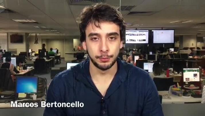 #CentraldeEsportes - Marcos Bertoncello fala sobre o jogo do Grêmio no domingo