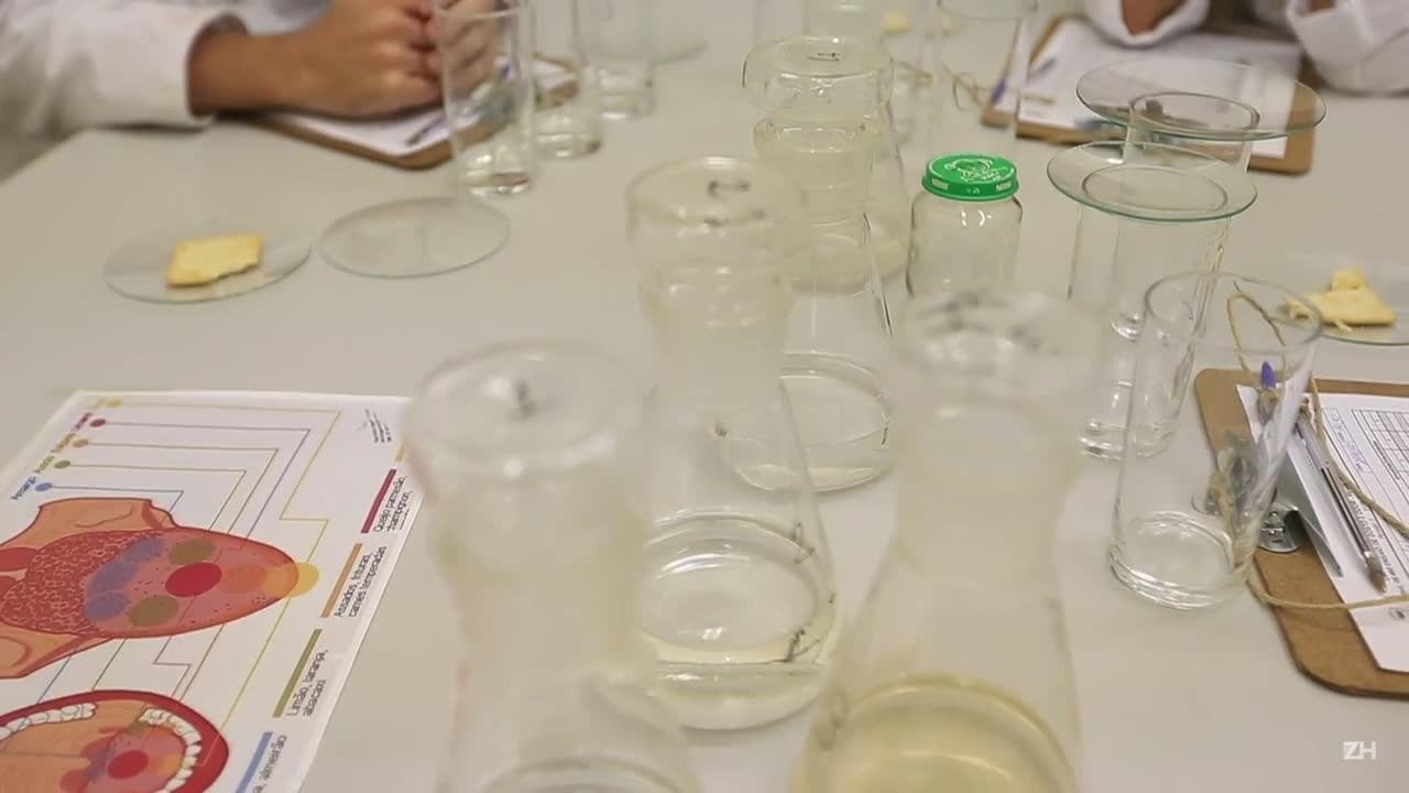 Como é o trabalho dos degustadores de água do Dmae