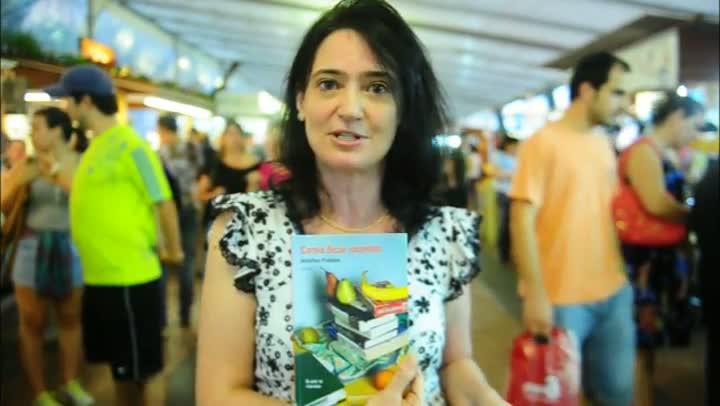 Cláudia Laitano dá dicas de leitura