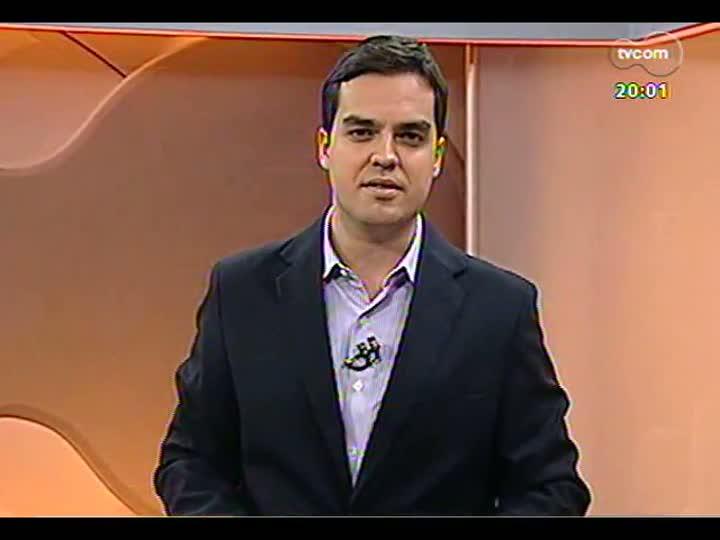 TVCOM 20 Horas - 14/12/12 - Bloco 1 - Fortunati afasta secretário e Tarso dá explicações sobre falta de luz
