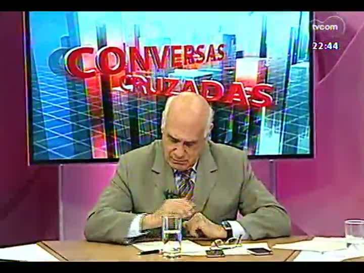 Conversas Cruzadas - Ação ilegal no Rio Jacuí - Bloco 2 - 14/01/2013