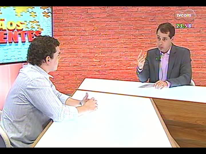 Mãos e Mentes - Ramiro Chaves Laurent, do Instituto Empreender Endeavor - Bloco 3 - 21/01/2013