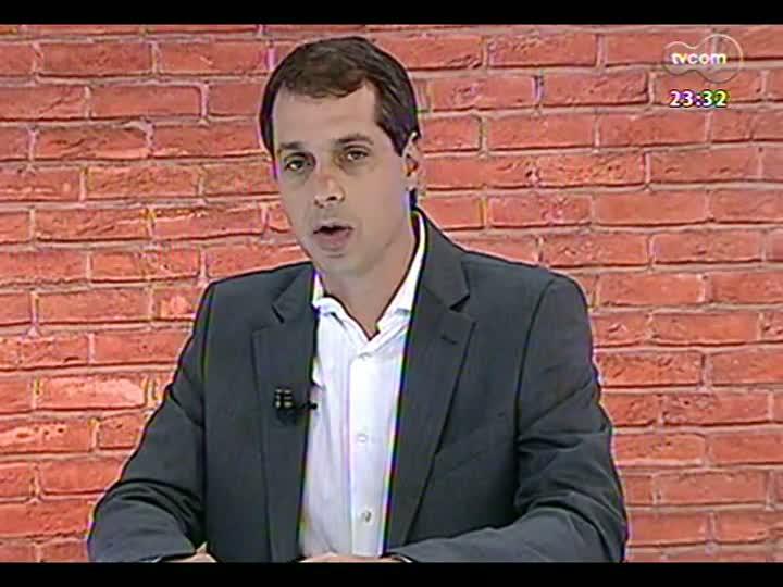 Mãos e Mentes - presidente do Sinepe/RS, Osvino Toillier - 25/01/2013 - bloco 1