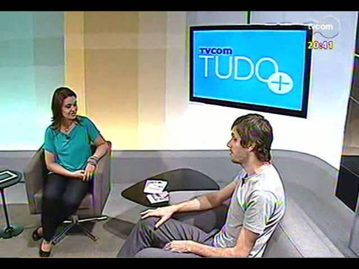 TVCOM Tudo Mais - Desenhista de som Tiago Bello