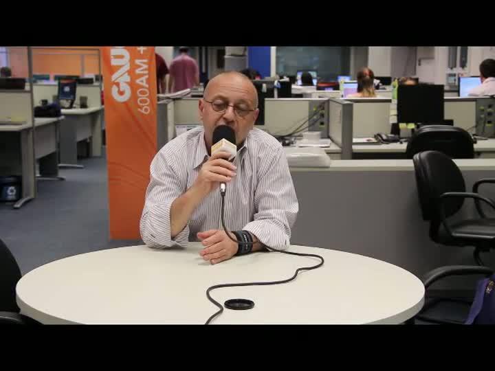 Pré-Jogo: Comentarista Nando Gross projeta o final de semana de Gauchão. 02/03/2013