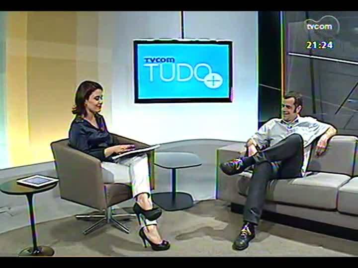 TVCOM Tudo Mais - Nova exposição no Iberê Camargo