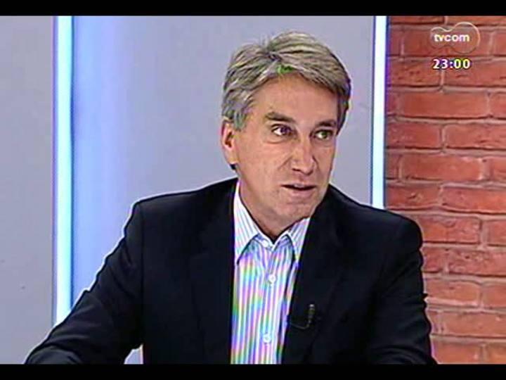 Mãos e Mentes - Ex-governador e presidente do Instituto Reformar de Estudos Políticos e Tributários, Germano Rigotto - Bloco 1 - 14/04/2013