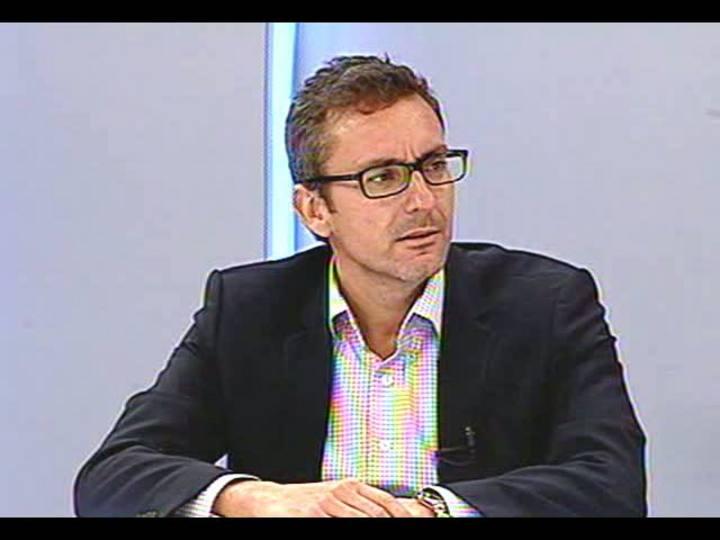 Mãos e Mentes - Diretor de Planejamento e Operações da agência de publicidade Globalcomm, Daniel Skowronsky - Bloco 1 - 23/04/2013