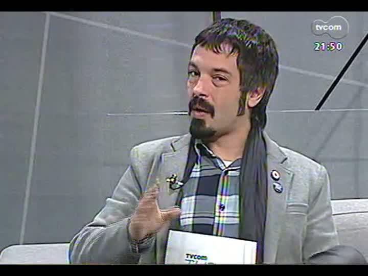 TVCOM Tudo Mais - Lúcio Brancato fala das atrações musicais na Capital