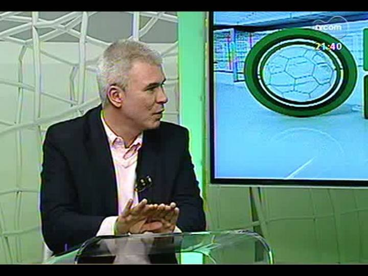 Bate Bola - Copa das Confederações e novidades da dupla Gre-Nal - Bloco 2 - 23/06/2013