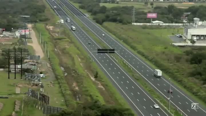 Concepa divulga vídeo do projeto da 4ª faixa da freeway