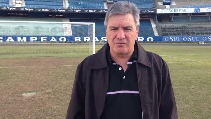 América Azul: confira depoimento de Tonho, ex-jogador do Grêmio, sobre a conquista tricolor em 1983