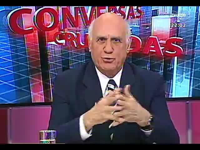 Conversas Cruzadas - Para onde vai o Rio Grande? - Bloco 1 - 09/09/2013