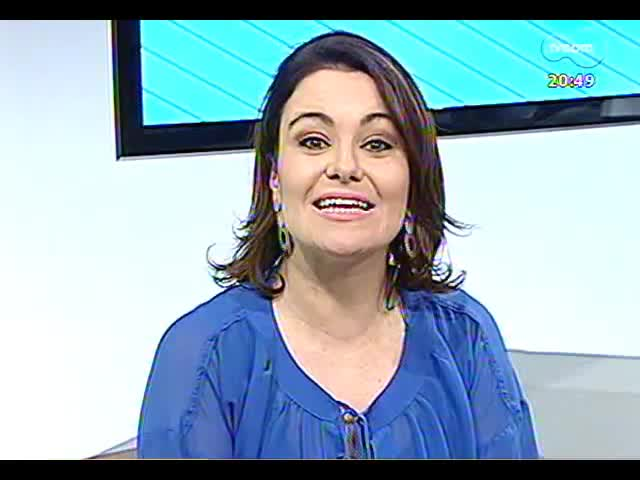 TVCOM Tudo Mais - Conheça um dos lugares que Cris Berger selecionou para se conhecer em Porto Alegre