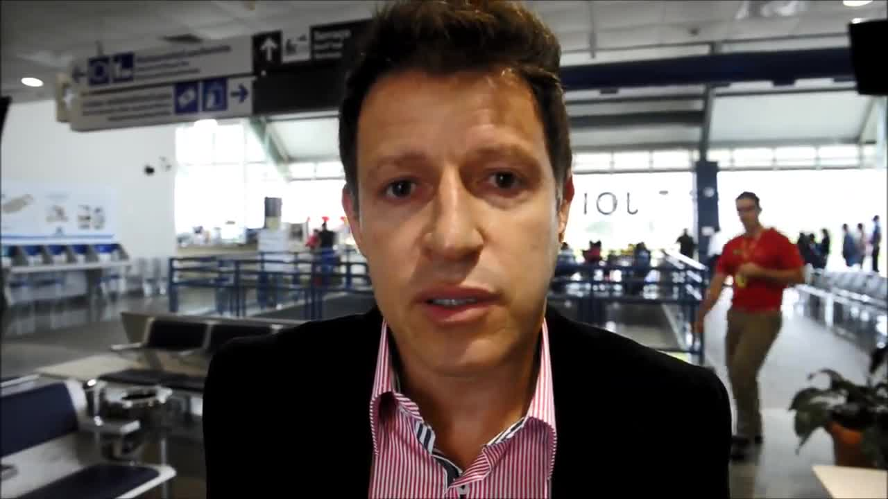 Entrevista com Ramon Menezes