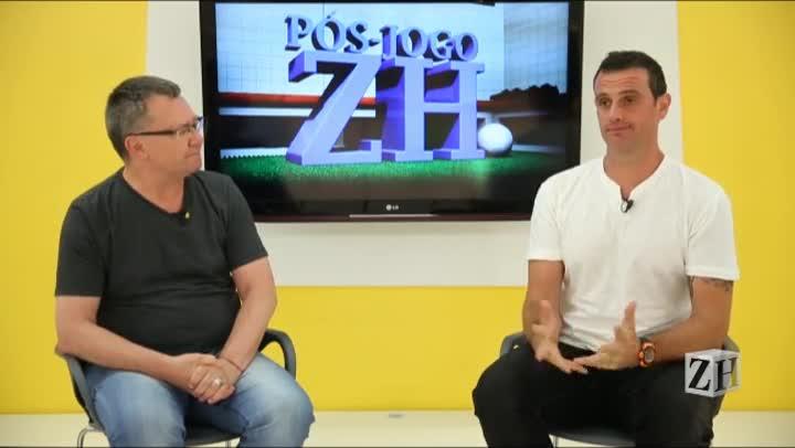 Pós-jogo ZH: qual estrangeiro vai dar lugar a Maxi no Grêmio? E o rebaixamento, assusta o vestiário colorado?