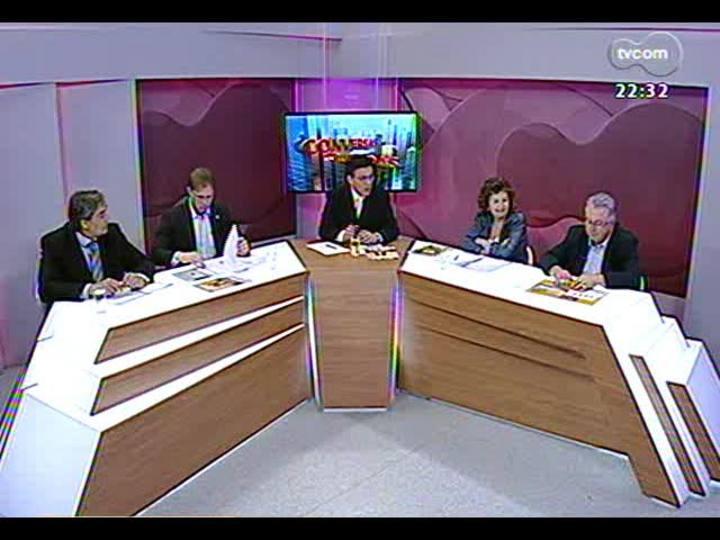 Conversas Cruzadas - Governistas e oposicionistas debatem sobre o desempenho da Assembleia e do governo Tarso - Bloco 2 - 18/12/2013